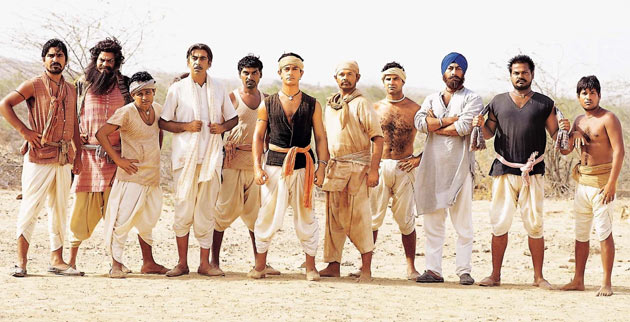 Movie Review Lagaan Learning India