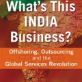 What's This India Business Paul Davies