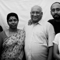 Indian Family photo