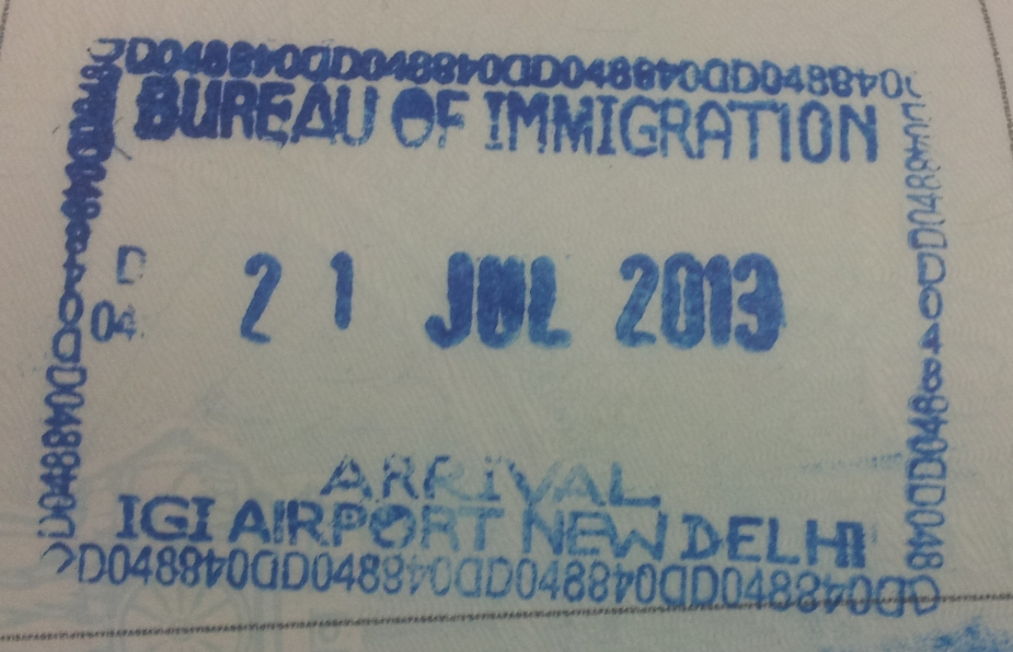 India_Entry_Stamp